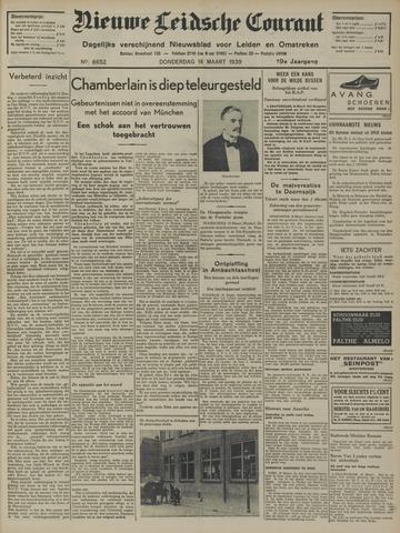 Nieuwe Leidsche Courant 1939-03-16