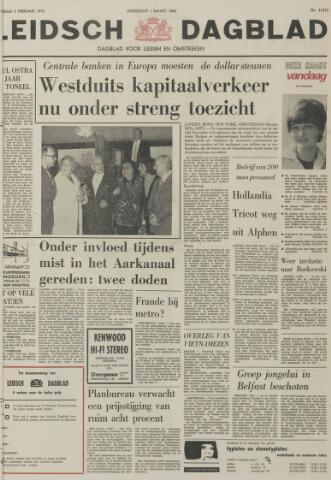 Leidsch Dagblad 1973-02-03