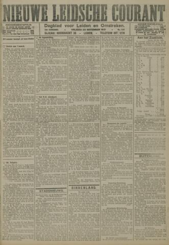 Nieuwe Leidsche Courant 1921-12-23