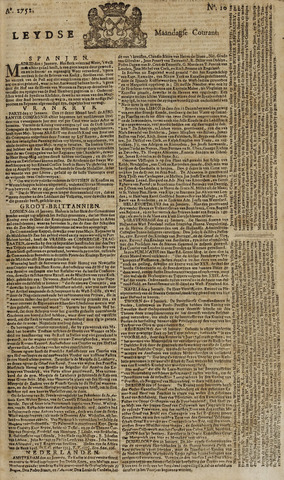 Leydse Courant 1752-01-24