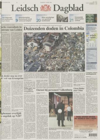 Leidsch Dagblad 1999-01-26