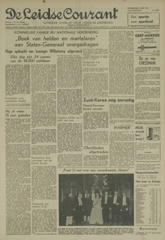 Leidse Courant 1960-05-04