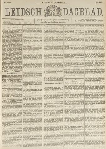Leidsch Dagblad 1894-01-26