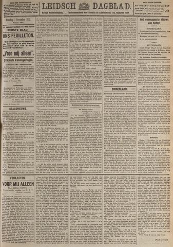 Leidsch Dagblad 1921-11-01
