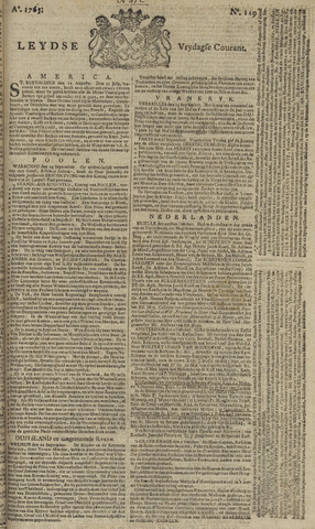 Leydse Courant 1765-10-04