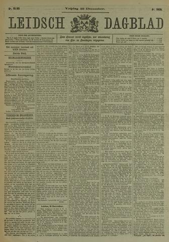 Leidsch Dagblad 1909-12-31