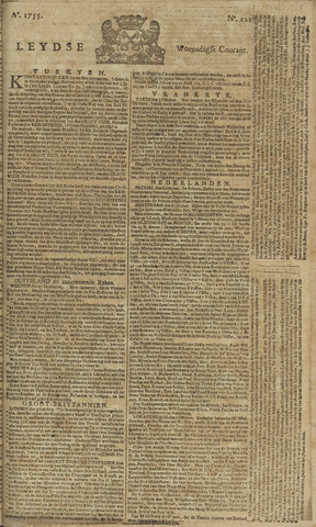 Leydse Courant 1755-10-08