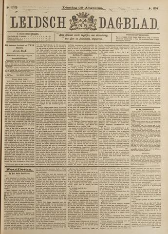 Leidsch Dagblad 1899-08-29