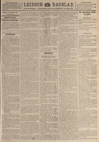 Leidsch Dagblad 1921-08-22