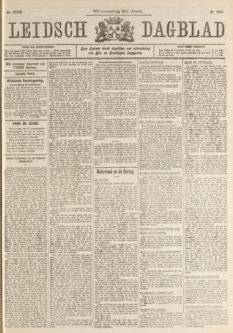 Leidsch Dagblad 1915-06-23