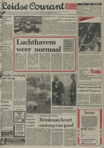 Leidse Courant 1985-05-25