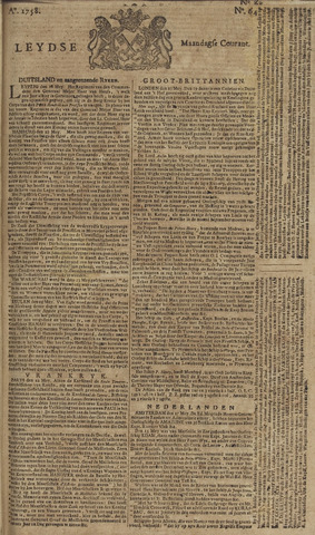 Leydse Courant 1758-05-29