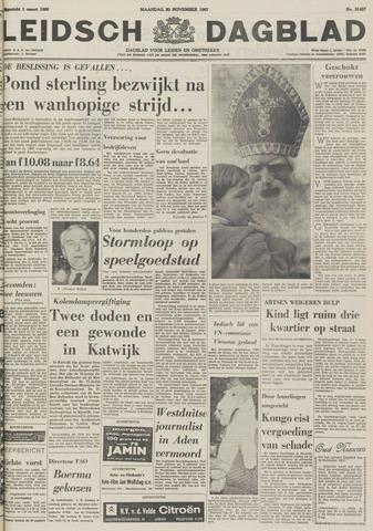 Leidsch Dagblad 1967-11-20