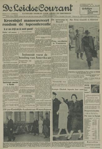 Leidse Courant 1958-05-10
