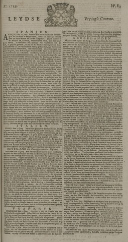 Leydse Courant 1739-07-10