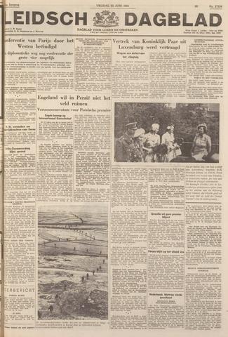 Leidsch Dagblad 1951-06-22