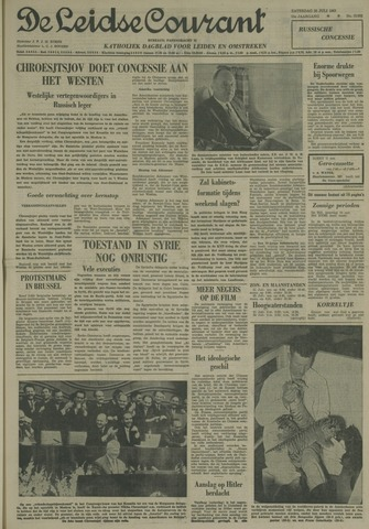 Leidse Courant 1963-07-20