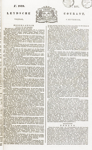 Leydse Courant 1839-09-06