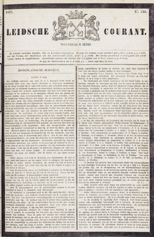 Leydse Courant 1877-06-06