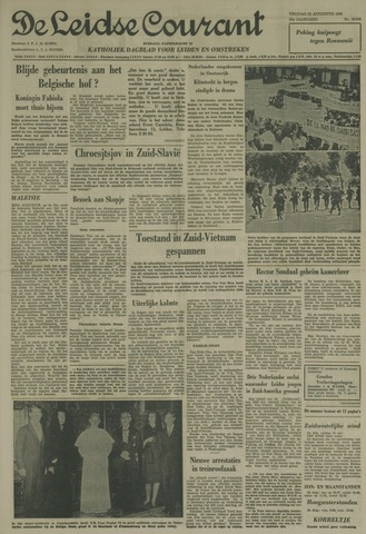 Leidse Courant 1963-08-23