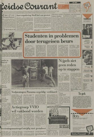 Leidse Courant 1989-05-11