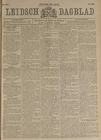 Leidsch Dagblad 1907-04-23