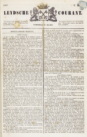 Leydse Courant 1869-03-31