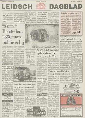 Leidsch Dagblad 1988-11-23