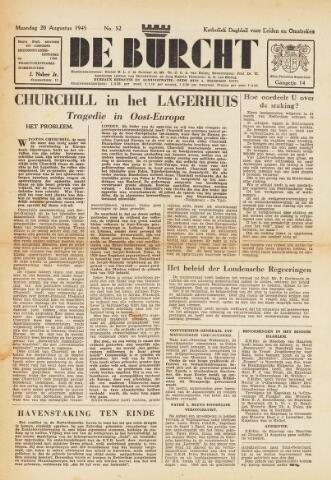 De Burcht 1945-08-20
