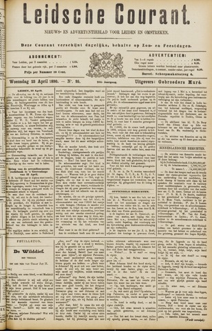 Leydse Courant 1890-04-23