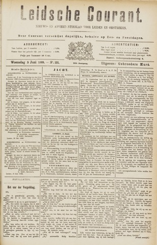 Leydse Courant 1889-06-05