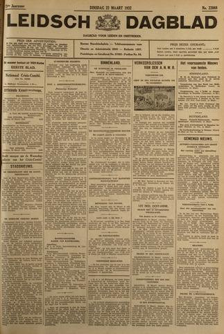 Leidsch Dagblad 1932-03-22