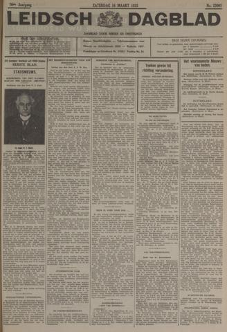 Leidsch Dagblad 1935-03-16