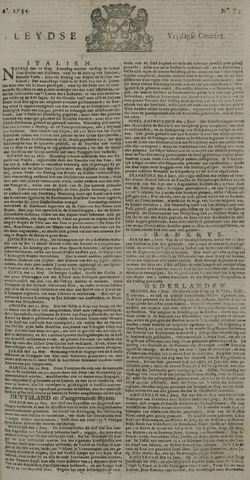 Leydse Courant 1734-06-11