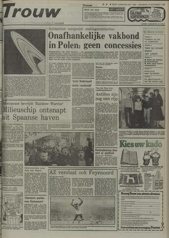 Nieuwe Leidsche Courant 1980-11-10
