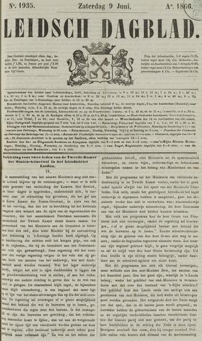 Leidsch Dagblad 1866-06-09