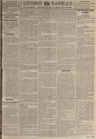 Leidsch Dagblad 1921-10-24