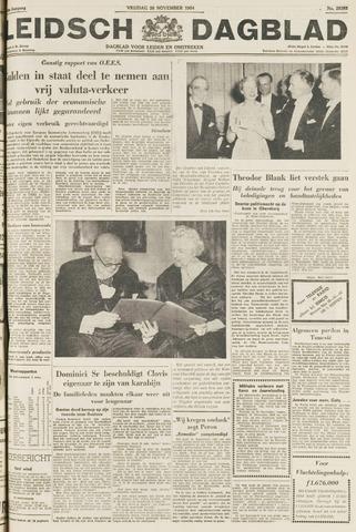 Leidsch Dagblad 1954-11-26