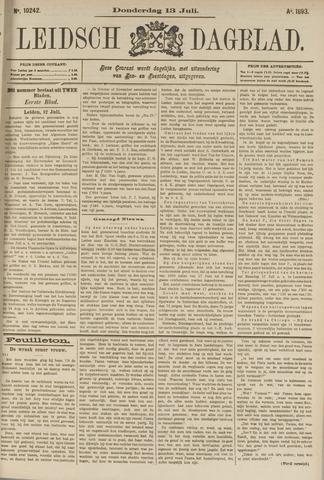 Leidsch Dagblad 1893-07-13