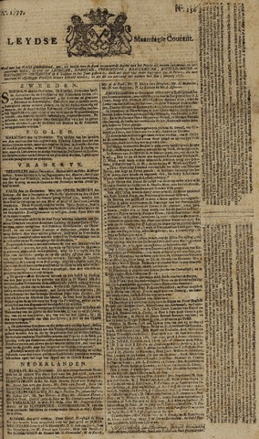 Leydse Courant 1777-12-29