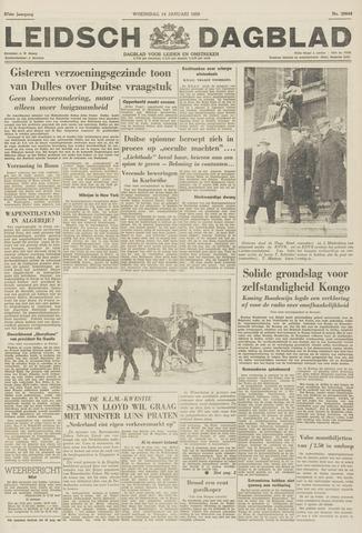 Leidsch Dagblad 1959-01-14