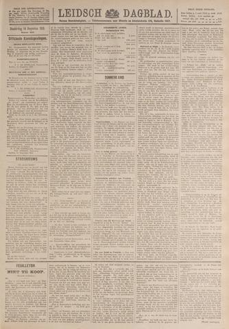 Leidsch Dagblad 1919-08-14