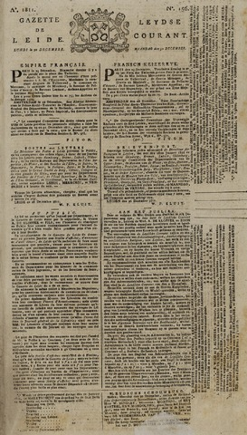 Leydse Courant 1811-12-30
