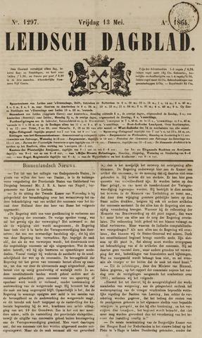 Leidsch Dagblad 1864-05-13