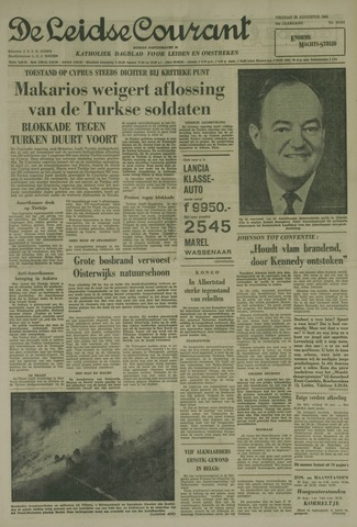 Leidse Courant 1964-08-28