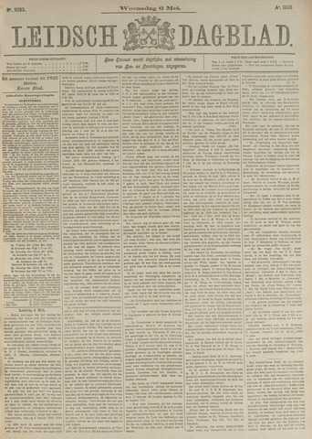 Leidsch Dagblad 1896-05-06