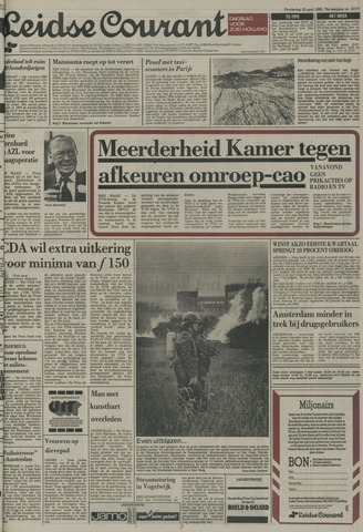 Leidse Courant 1985-04-25