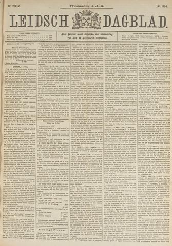 Leidsch Dagblad 1894-07-04