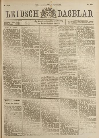 Leidsch Dagblad 1899-08-23