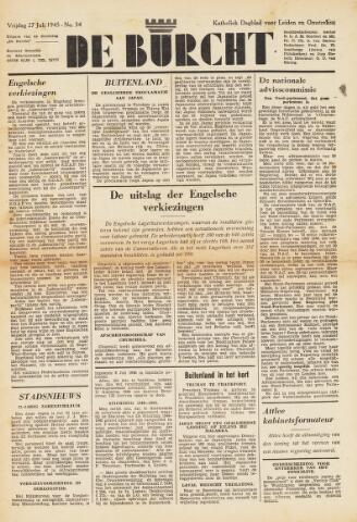 De Burcht 1945-07-27